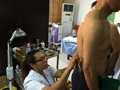 Guerir contre le COVID-19 en médecine traditionnelle chinoise