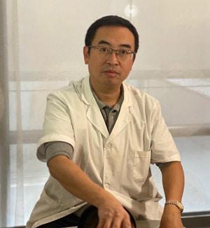 Zhang Wei - Institut Huaxia